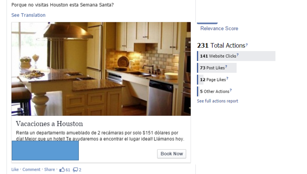 Facebook Ads Targeting Mexico, Latin America
