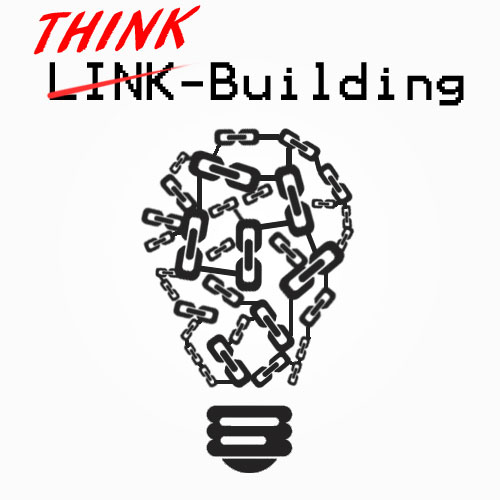 link-building is now think-building