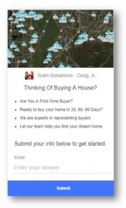 Real Estate Facebook Lead Ad Form Questions