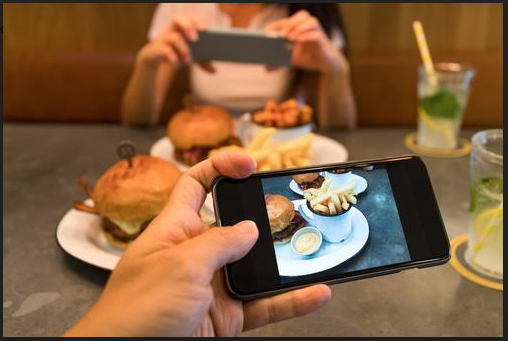 Restaurant marketing-user generated content-